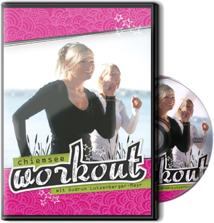 DVD Chiemsee-Workout